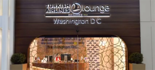 Turkish Airlines opens its first lounge in the U.S.