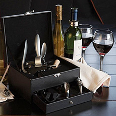 Oenophiles will love these wine gifts