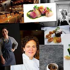Discover America's best female chefs