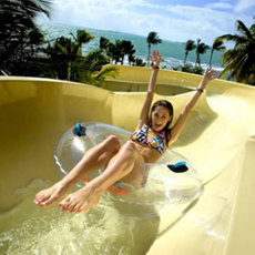 El Conquistador Resort, A Waldorf Astoria Resort, one of GAYOT's Top 10 Water Slides in Luxury Resorts