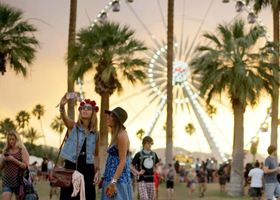 Find the coolest stays for Coachella in Palm Springs, California