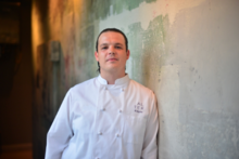 Alter: chef Brad Kilgore