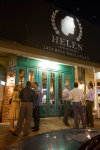 Helen Greek Food and Wine: Exterior (photo Shannon O'Hara)