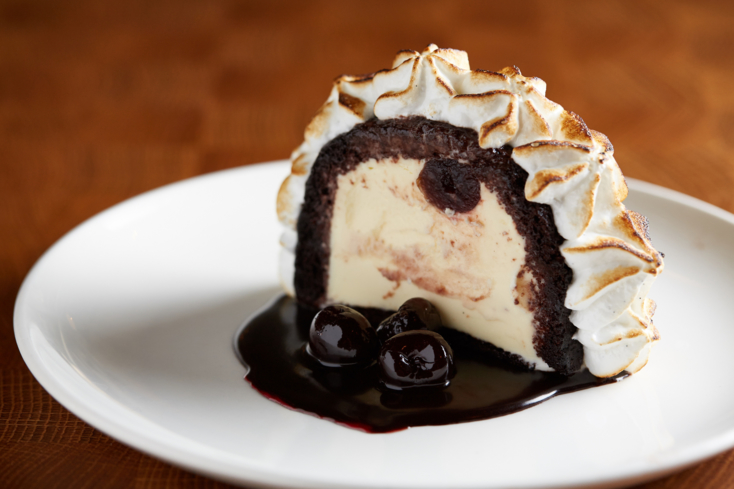 Monteverde, Chicago: Black Forest Ice Cream Cake (Photo Galdones Photography)