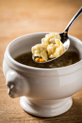 Monteverde, Chicago: Cappelletti in Brodo (Photo Galdones Photography)