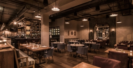 Monteverde, Chicago: Dining Room (Photo Anthony Tahlier Photography))