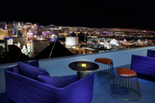 Rivea: Skyfall Lounge and View
