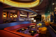 Rivea: Skyfall Lounge