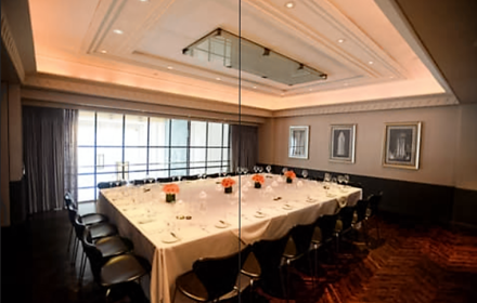 Eleven Madison Park: Private Room