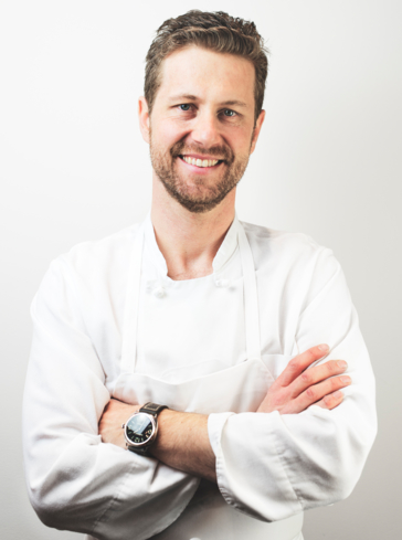 Frasca Food and Wine: chef Lachlan Mackinnon-Patterson
