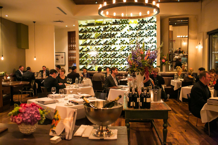 Frasca Food and Wine: Dining Room (photo Julia Vandenoever)