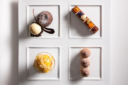 Jean-Georges New York: Chocolate Tasting