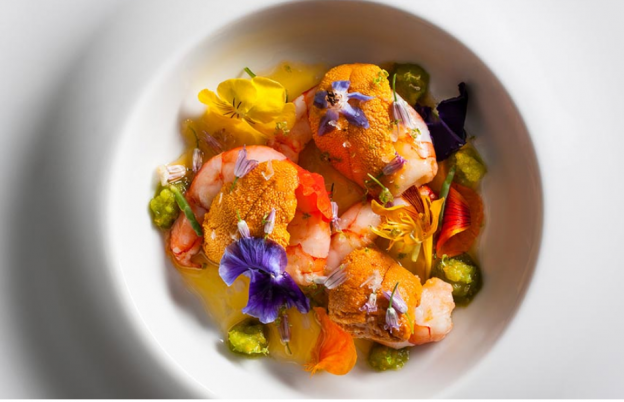 Jean-Georges New York: Shrimp