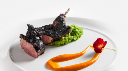 Jean-Georges New York: Squab