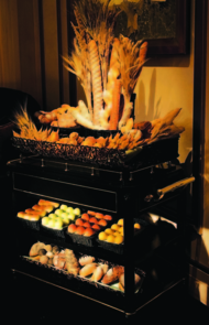 Joël Robuchon: Bread Cart