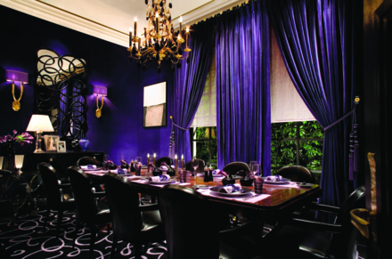 Joël Robuchon Las Vegas: Private Room