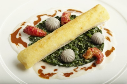 Le Cirque New York: Dover Sole