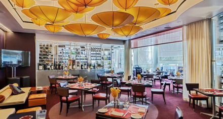 Le Cirque New York: Lounge