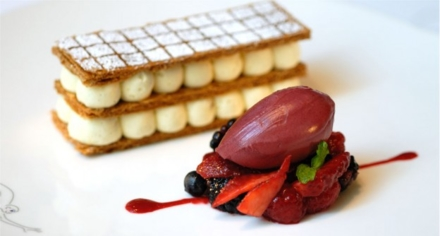 Le Cirque New York: Millefeuille