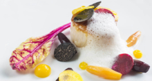 Le Cirque New York: Scallop