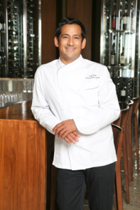 Michael Mina San Francisco: Executive chef-Raj Dixit