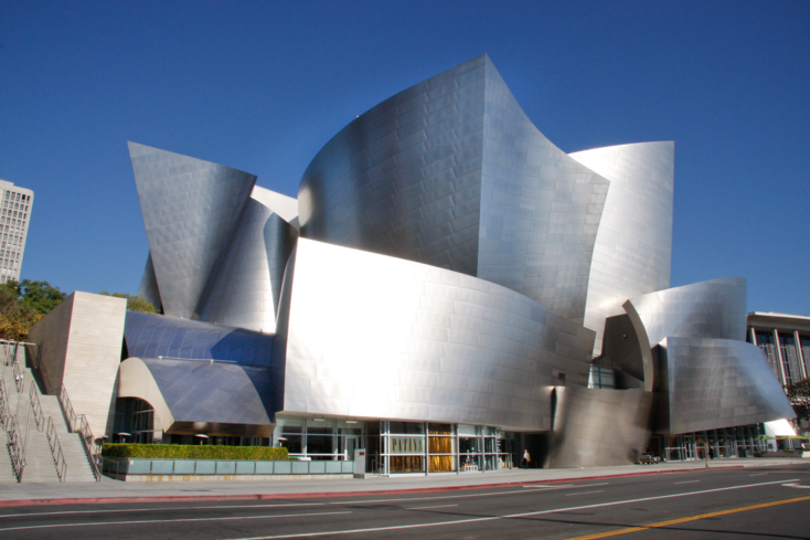 Patina Restaurant at Walt Disney Concert Hall