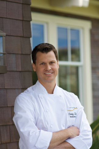 Studio: Chef Craig Strong