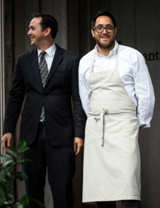 The Restaurant at Meadowood: Chef Christopher Kostow and General Manager Nathaniel Dorn