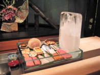 Urasawa, Beverly Hills: Sashimi Grand Display Case