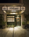 Entrance to Mélisse | Chef Josiah Citrin | Santa Monica