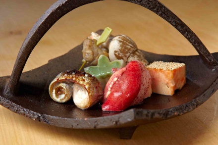 Japanese cuisine | NAOE, Chef Kevin Cory, Miami