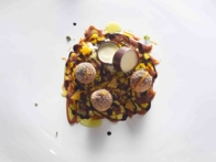 Profiterole | The French Laundry | Chef Thomas Keller | Yountville