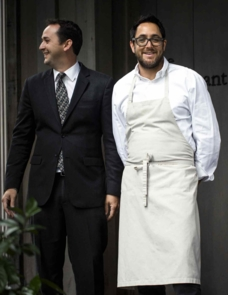 Chef Christopher Kostow of The Restaurant at Meadowood