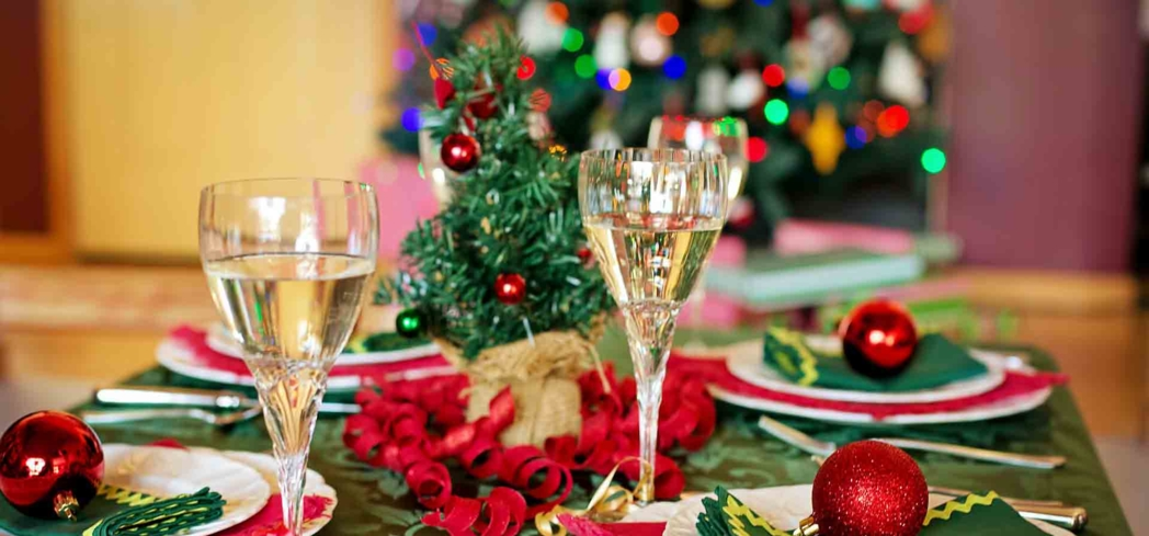 Celebrate Christmas in the comfort of a restaurant