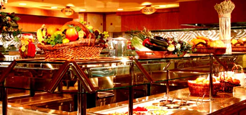 The Buffet at the Golden Nugget