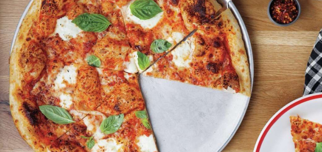 Pizza at Five50 Pizza Bar in Las Vegas (Photo courtesy of Five50 Pizza Bar)