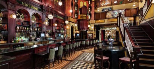 Celebrate St. Patrick's Day at Nine Fine Irishmen in Las Vegas, NV
