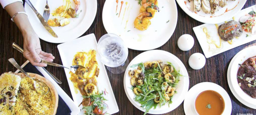 Indulge in an Indian feast at Spice Affair in Beverly Hills, CA