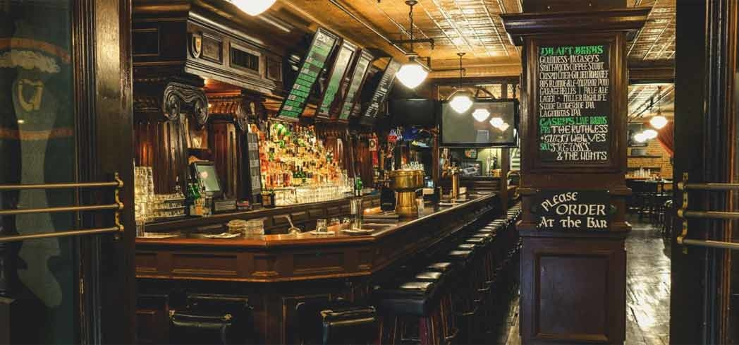 Celebrate St. Patrick's Day at Casey's Irish Pub in Los Angeles