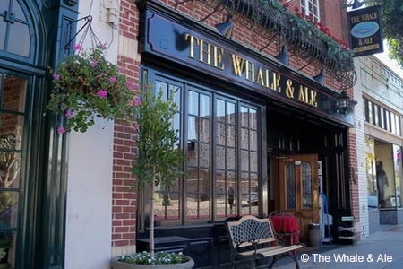 Exterior of Whale & Ale in San Pedro, CA
