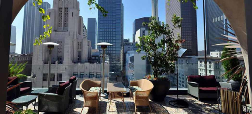 Perch is one of GAYOT's best restaurants in Los Angeles with gorgeous views