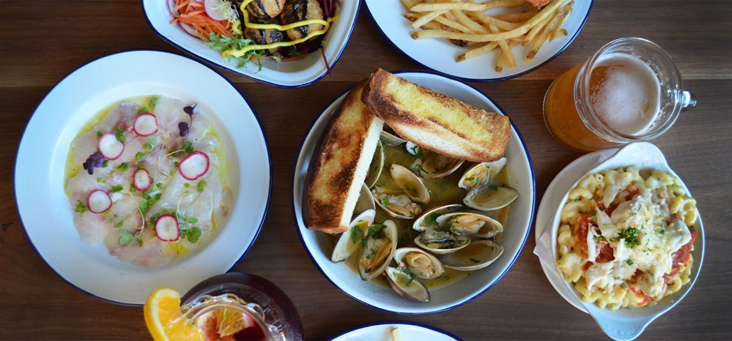 Top 25 Restaurants in New York for Fall 2017: Seafood-centric comfort food at Seabird