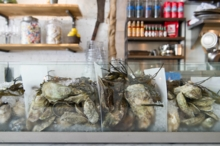 Oysters at Zadie's Oyster Room (courtesy of Zadie's Oyster Room's Facebook page)