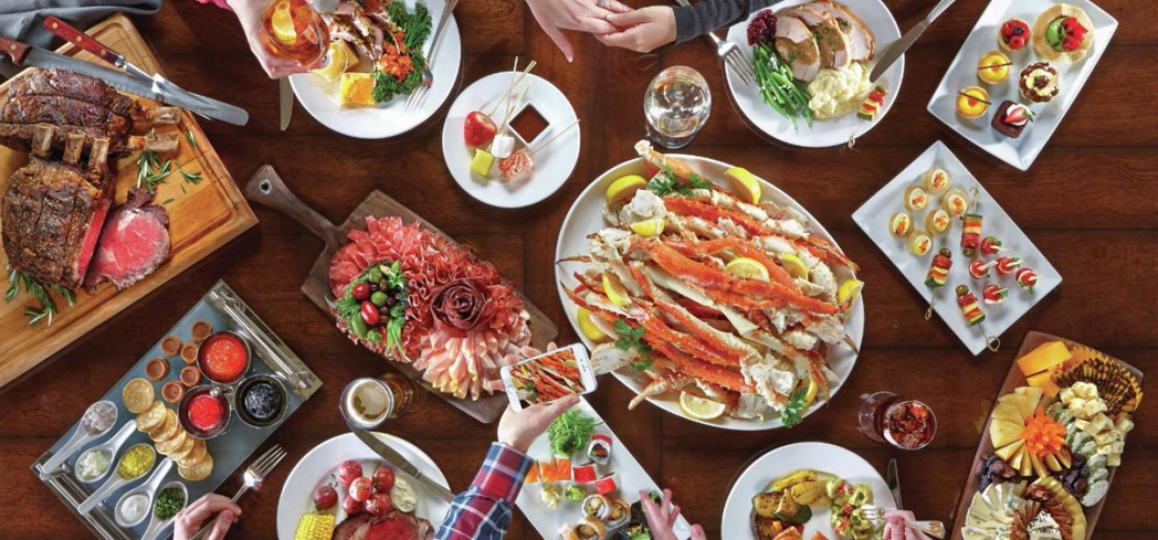 Buffet Bellagio at The Bellagio is among GAYOT's Top 10 Buffets in Las Vegas
