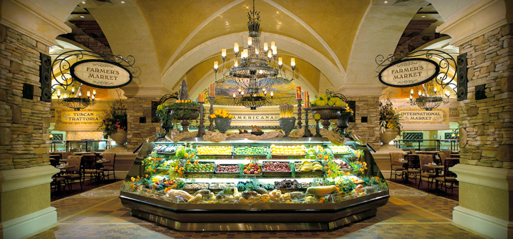 Feast Buffet at Green Valley Ranch in Henderson, Nevada