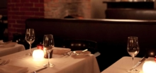 Interior | Lucques restaurant, Chef Suzanne Goin, West Hollywood, CA