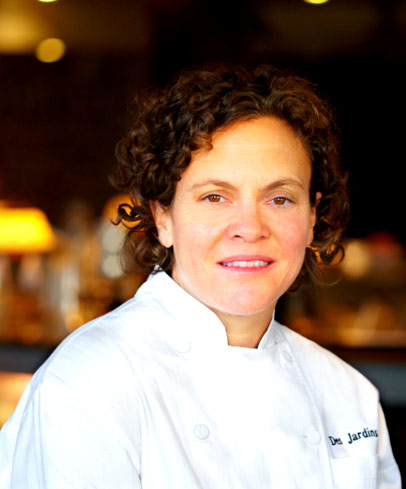 Chef Traci des Jardins of Jardiniere in San Francisco, CA