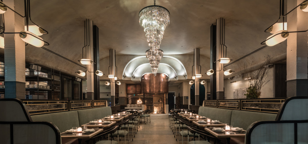 Top 25 Restaurants in Los Angeles to Eat at Right Now: Gwen by chef Curtis Stone (Photo Credit: Wonho Frank Lee)