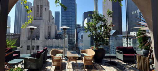Check out GAYOT's picks of the best restaurants in Los Angeles with gorgeous views