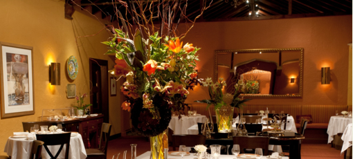 Acquerello in San Francisco will offer a special menu for Valentine's Day